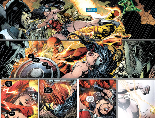 wonder-woman-and-captain-cold-vs-infected-justice-league-2