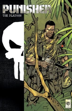 Punisher: The Platoon 1 Cover