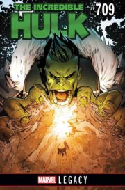 Incredible Hulk #709