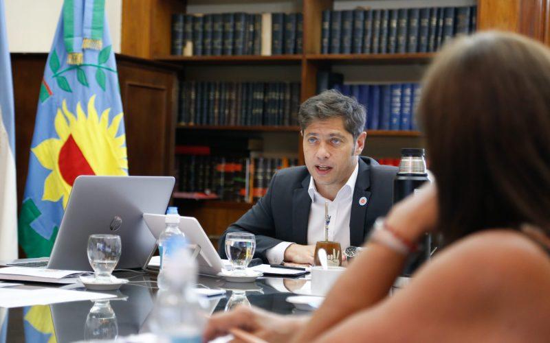 Kicillof evaluó la situación epidemiológica de la Provincia junto a especialistas e intendentes - Zona Norte Diario Online