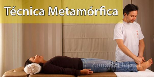 Tecnica Metamorfica - Zona Refleja Terapias Naturales