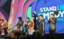 Video Viral : Cerdas dan Lucu, Komika Bintang Emon Sindir Kasus Novel Baswedan