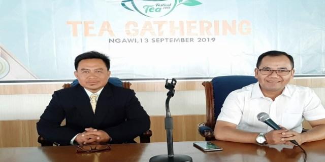 Ngawi Tea Festival 2019 : Arena Edukasi Dan Promosi Teh Ngawi Ke Pentas Nasional