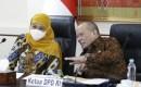 Jatim Provinsi Pertama Turun Ke Level 1 Pandemi, Ketua DPD RI Beri Apresiasi