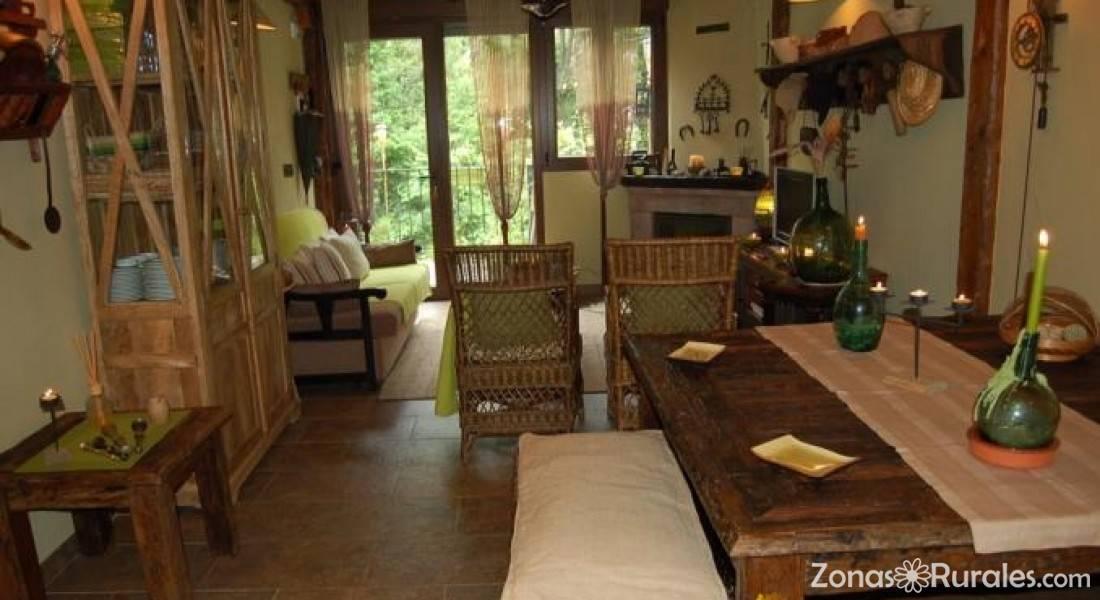 Hoteles hotel rústico en cantabria: Apartamentos Rurales y Spa La Barcena | Apartamentos ...