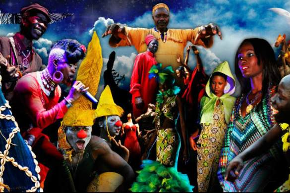 Afreaka África Sem Estereótipos