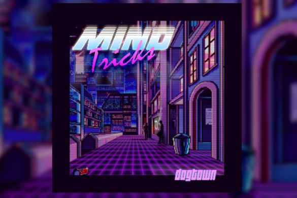 Dogtown Rap - Mind Tricks [CD]