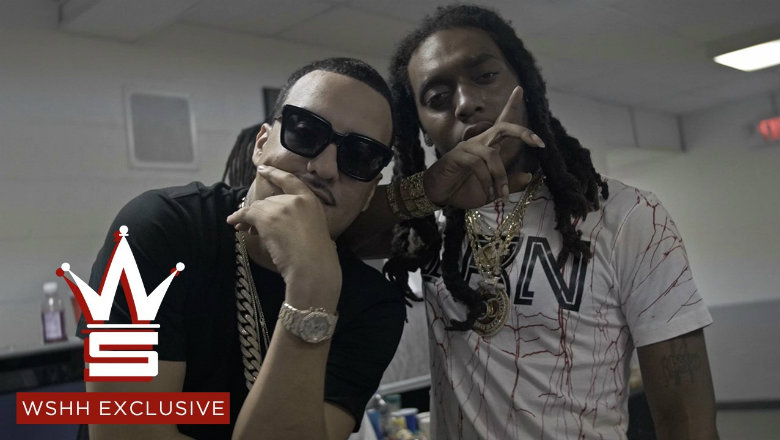 french montana, migos, chris brown, hold up