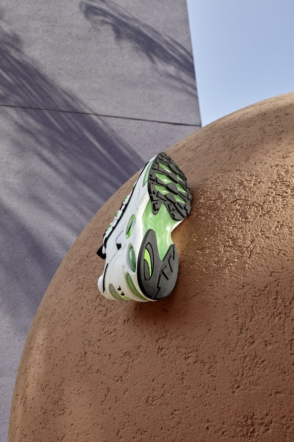 PUMA mergulha nos anos 90 e relança o icônico sneaker CELL Endura