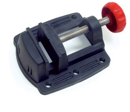 F37210 - 37-210 Plastic Mini Vise with Stainless Steel Shaft  37-210 Plastic Mini Vise with Stainless Steel Shaft - hand-tools, hobby-clamp-vises-and-bur-holders