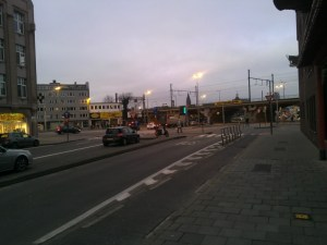 Dampoort 22/01/2014