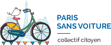 logo Paris sans voitures