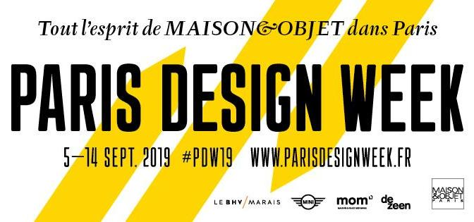 Header Paris Design Week 2019