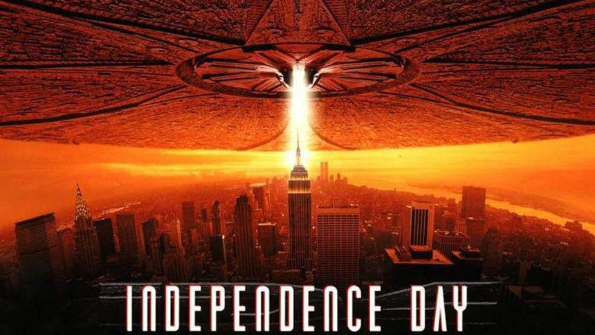Independence Day – classic destruction, Zone 6