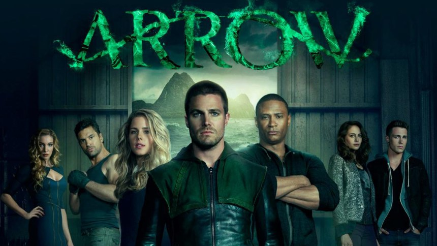 , Arrow – Season 1 (Episode 6 – 10) – Legacies, Muse of Fire, Vendetta, Years End, Burned, Zone 6