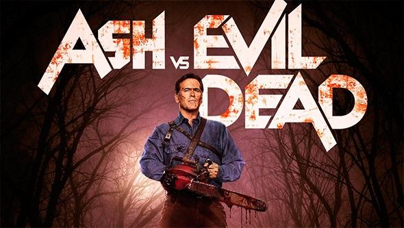 Ash vs Evil Dead – Bait\Books from Beyond, Zone 6