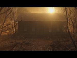 Evil dead cabin ext