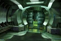 Sci-Fi vault