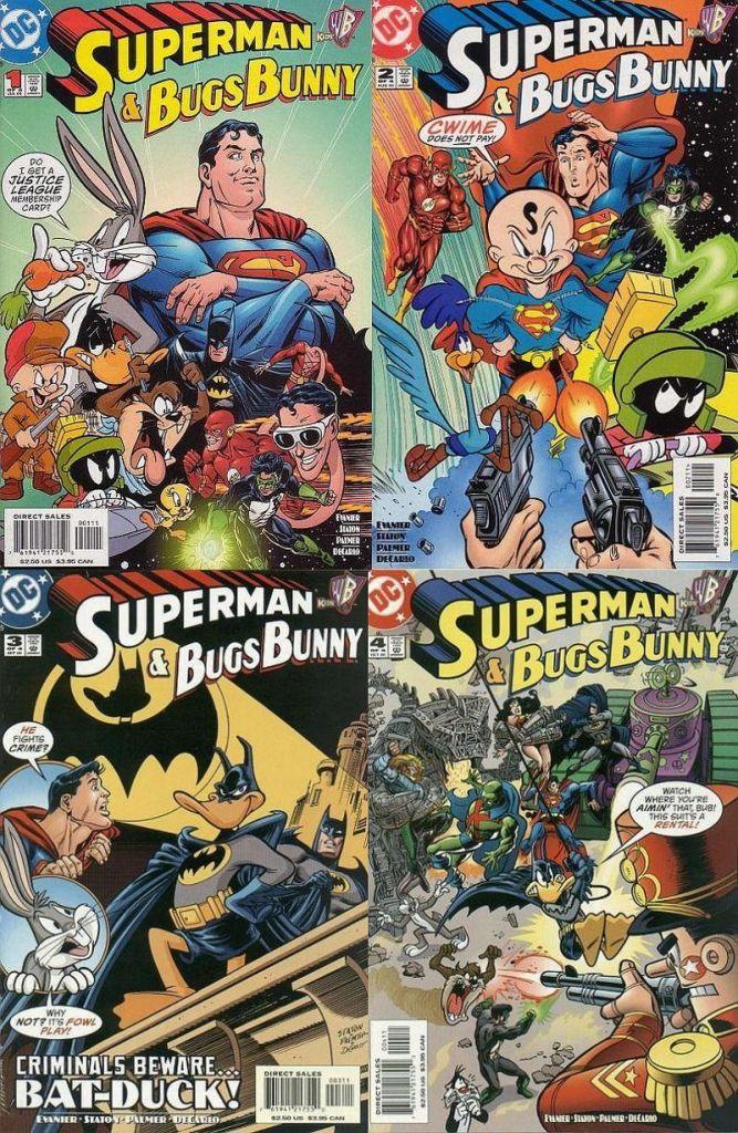 059-4 Superman Bugs
