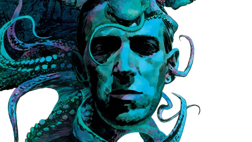 The Awesome Mr. Lovecraft: when worlds and cats collide