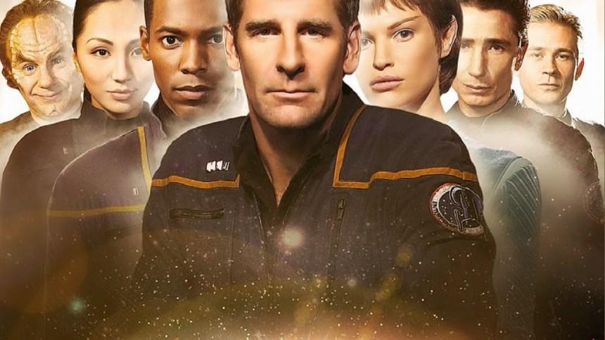 Star Trek Enterprise: Daedalus, vol. 1 & 2