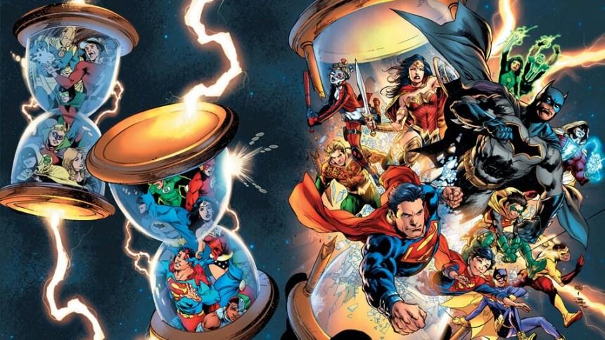 DC: Rebirth #1 : Comic Review