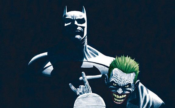 Dark Night: A True Batman Story: Graphic Novel Review