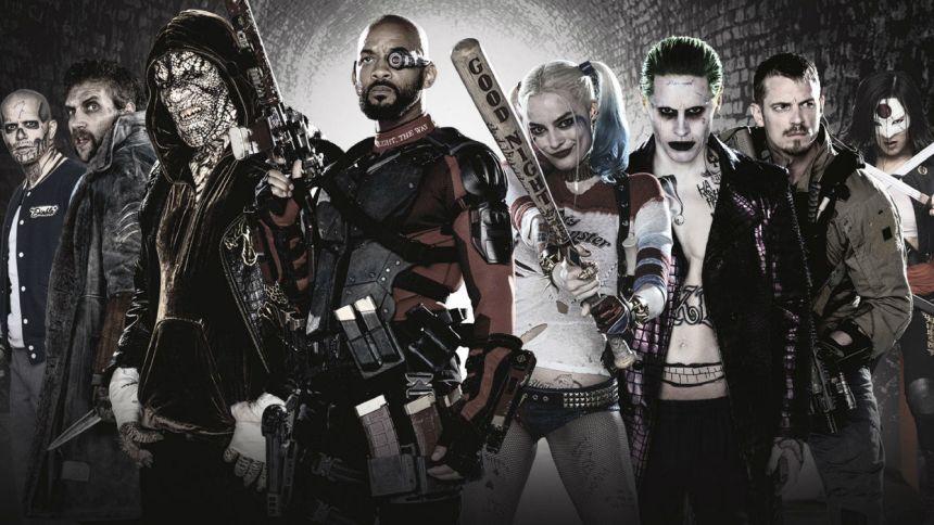 Suicide Squad: Movie Review