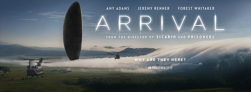, Arrival: Movie Review, Zone 6