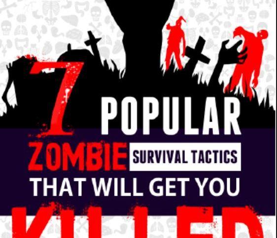 Surviving the inevitable Zombie Apocolypse
