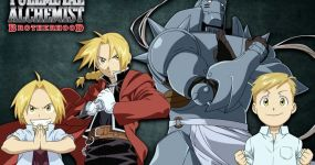 Full Metal Alchemist: Season 1 (Episodes 1-14)