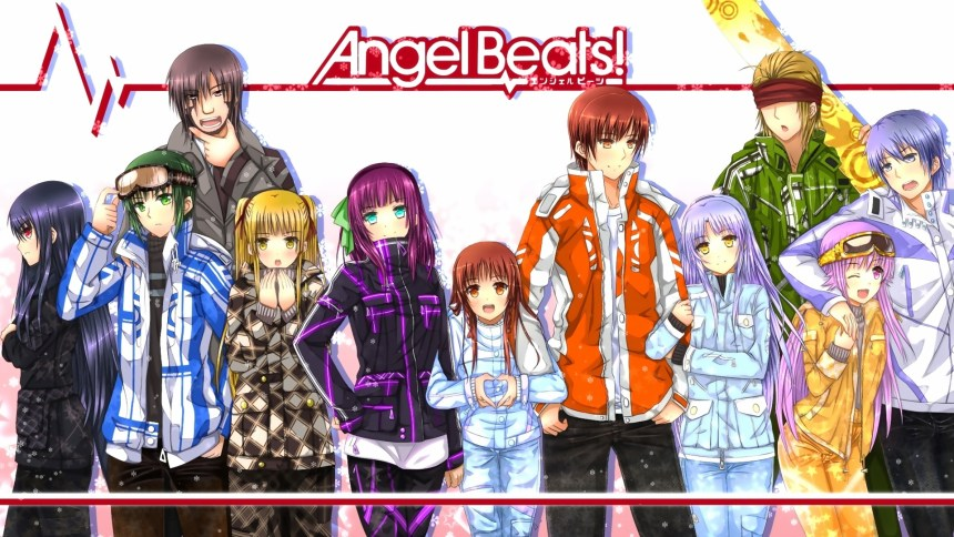 Angel, Angel Beats! Anime Review, Zone 6