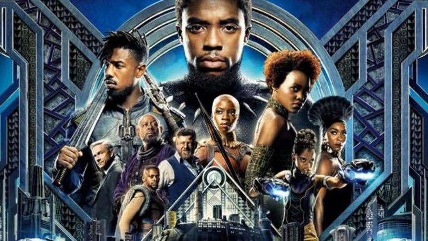Black, Black Panther Review, Zone 6