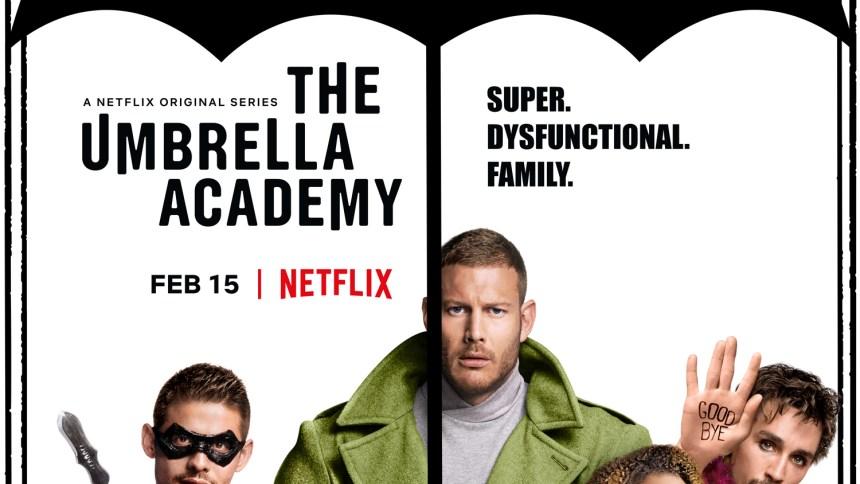 Netflix – The Umbrella Academy