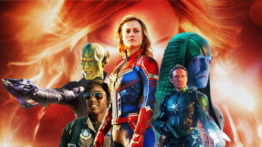 Captain Marvel – DC is Currently in the Lead when it Comes to Women on Screen