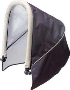 Beaba Canopy pour Transat, gris rock