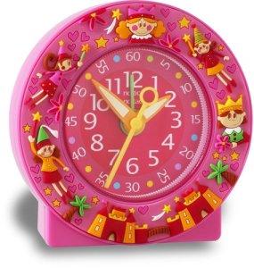 Baby Watch – Réveil Ptit fée rose – Mouvement silencieux