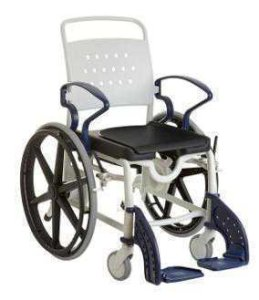 Fauteuil douche / fauteuil WC, GENF