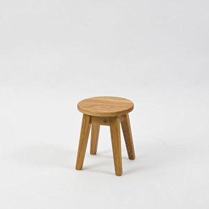 Mini Tabouret en chêne
