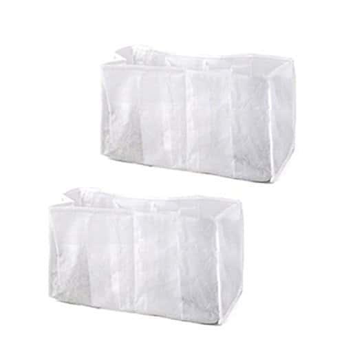 LK.8871 Sac /à couches r/éutilisable en tissu pour b/éb/é avec fermeture /à glissi/ère pour tout-petit