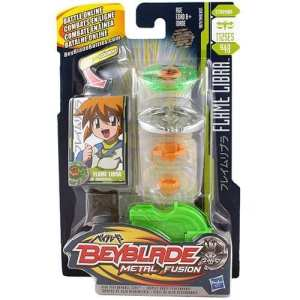Beyblade Metal Fusion Battle Tops – Flame Libra (T125ES)(BB-48) by Beyblade