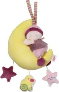 ZAPF Creation 821169 – Baby Born pour bébés Musical lune