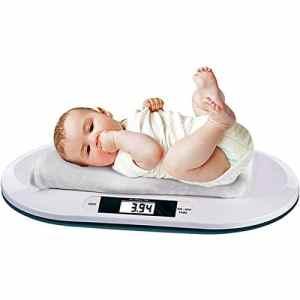 Pèse Bébé jusqu'à 20 kg – Balance digitale bébé précise – Pèse petits animaux