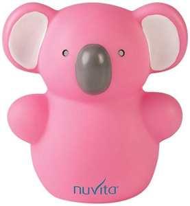 Nuvita 6608 Veilleuse Forme Koala Taille M Rose