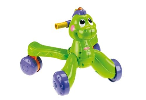 Fisher Price Dino trotteur 2 en 1 T6037