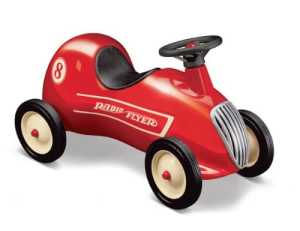 Porteur Little Red Roadster