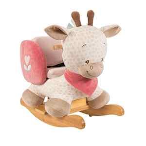 Nattou 655538 Bascule, Charlotte & Rose, Charlotte la girafe