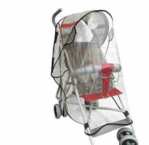 Angebébé – Habillage pluie universel pour poussette – Habillage pluie très épais(350g) pour protège froid