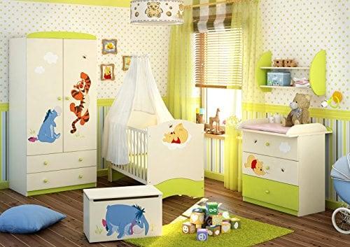 U0027Chambre Enfant Meubles « Winnie Lu0027ourson Chambre Du0027adolescent Complet  Chambre Du0027enfant · U0027