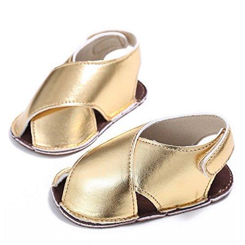 nouveau produit ce908 0bc91 Sfit Enfants Chaussures Sandales pour Bébé Fille Chaussons ...